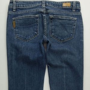 Paige Laurel Canyon Flare Jeans Women's 27 A210J
